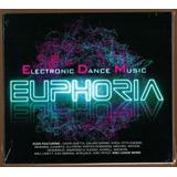 Euphoria Dance Music [3cd] Uk Frete Gratis   Avicii Florence